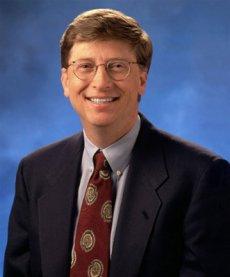 比尔・盖茨 微软前CEO