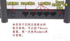 怎么设置电信无线路由器